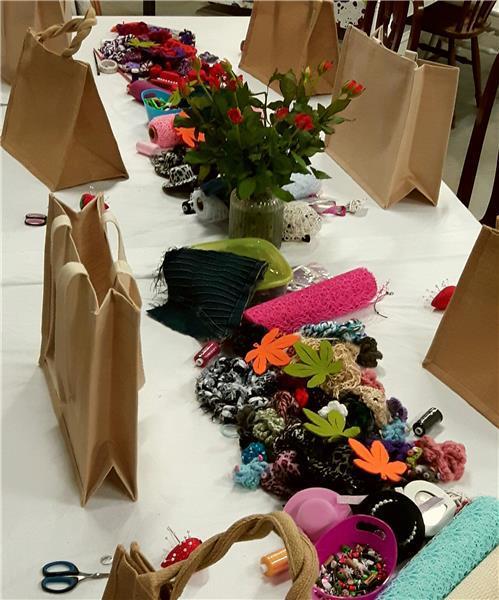 4e1c6ee66b9 Workshop Eindhoven. tassen pimpen in een inspirerende omgeving in ...
